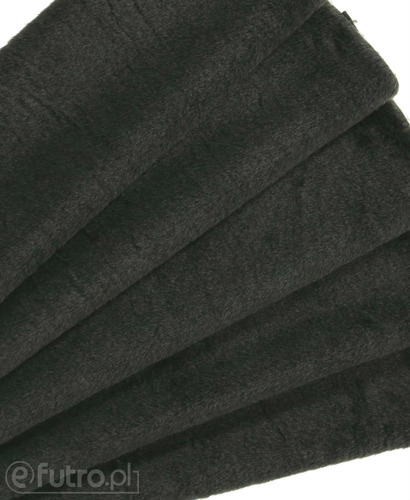 SHORT HAIRED KNITTED FABRIC