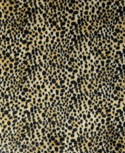 FAUX FUR CHEETAH BEIGE
